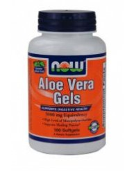 NOW ALOE VERA 5000MG 100 SOFTGELS