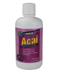 NOW ACAI JUICE 947,2ML
