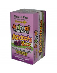 NATURE'S PLUS ANIMAL PARADE ACIDOPHOKIDZ BERRY 90 ANIMALS
