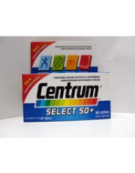 CENTRUM SELECT 50+ TABS 60