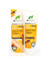 DR.ORGANIC ROYAL JELLY LEG & VEIN CREAM 200ML