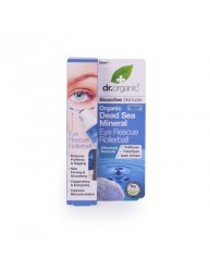DR.ORGANIC DEAD SEA MINERALS EYE RESCUE ROLLERBALL 15ML