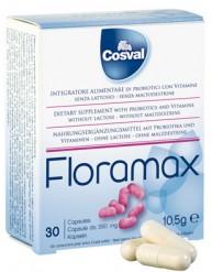 COSVAL FLORAMAX 30 CAPS