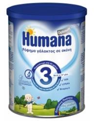 HUMANA 3 OPTIMUM 350GR
