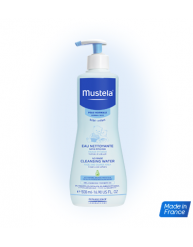 MUSTELA NO-RINSE CLEANSING WATER 300ML