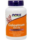 NOW COLOSTRUM 500MG 120 CAPSULES