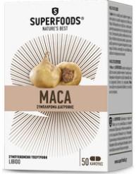 SUPERFOODS MACA 50 CAPSULES