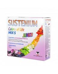 MENARINI SUSTENIUM COLORS OF LIFE MIX 5 JUNIOR 14 SACHETS