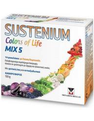 MENARINI SUSTENIUM COLORS OF LIFE MIX 5 14 SACHETS