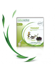 NATURACTIVE TRANSIT 15 ΦΑΚΕΛΑΚΙΑ