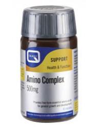 QUEST AMINO COMPLEX 500mg Free Form Amino Acids 45 TABS
