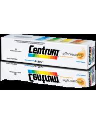 CENTRUM A TO Zinc TABS EFFERV. 20