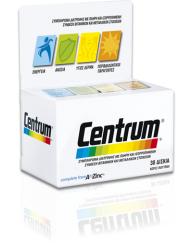 CENTRUM A TO Zinc TABS 30
