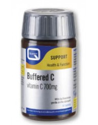 QUEST buffered C 700mg 30 tabs