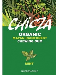 CHICZA ORGANIC MAYAN RAINFOREST CHEWING GUM MINT