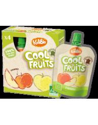 VITABIO COOL FRUITS Επιδόρπιο Φρούτων Μήλο 90γρ
