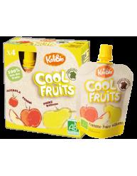 VITABIO COOL FRUITS Επιδόρπιο Φρούτων Μήλο, Αχλάδι & Ασερόλα +3χρονών 90γρ