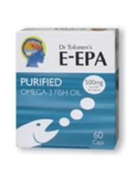 E-EPA Dr Tolonen's 60 caps