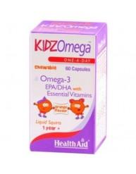HEALTH AID KIDZ OMEGA CAPS 60