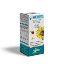 ABOCA Grintuss Adult 210ml Σιρόπι για ξηρό και παραγωγικό βήχα