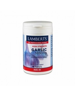 LAMBERTS GARLIC 1650MG 90tabs