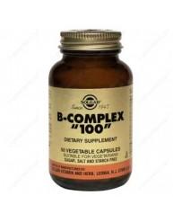 SOLGAR B-100 COMPLEX VEG. CAPS 50